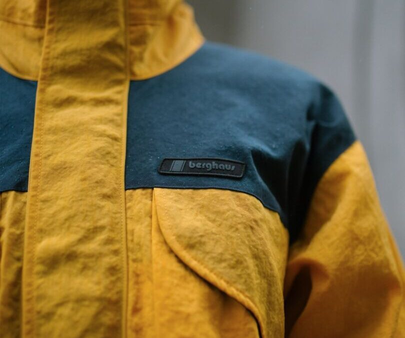 Berghaus Blueprints by Kestin