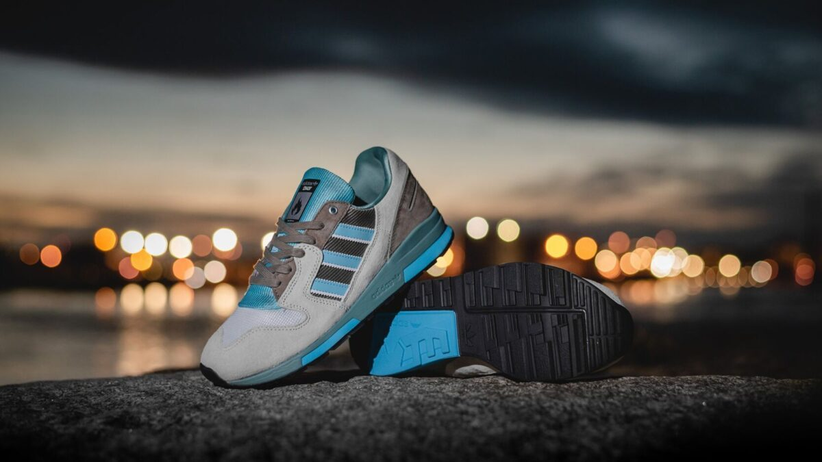 HANON x adidas ZX 420 'Luck of the Sea'