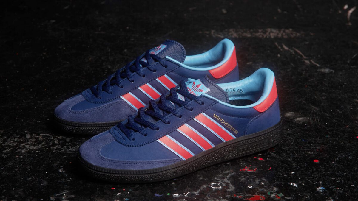 Adidas SPZL | Manchester 89 is calling!