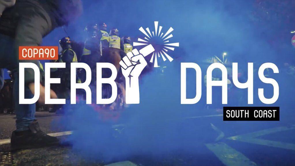 Copa90 Derby Days | Portsmouth vs Southampton, das englische Südküstenderby