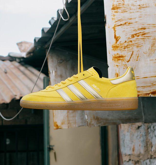 Der adidas Jo(hannes)burg komplettiert die size? Anniversary Series