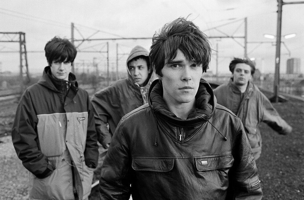 The Stone Roses – She Bangs The Drums