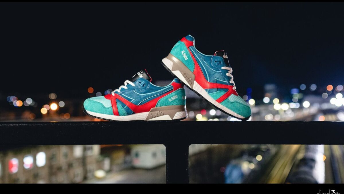 "HANON X Diadora N9000 ""Alternative Route"""