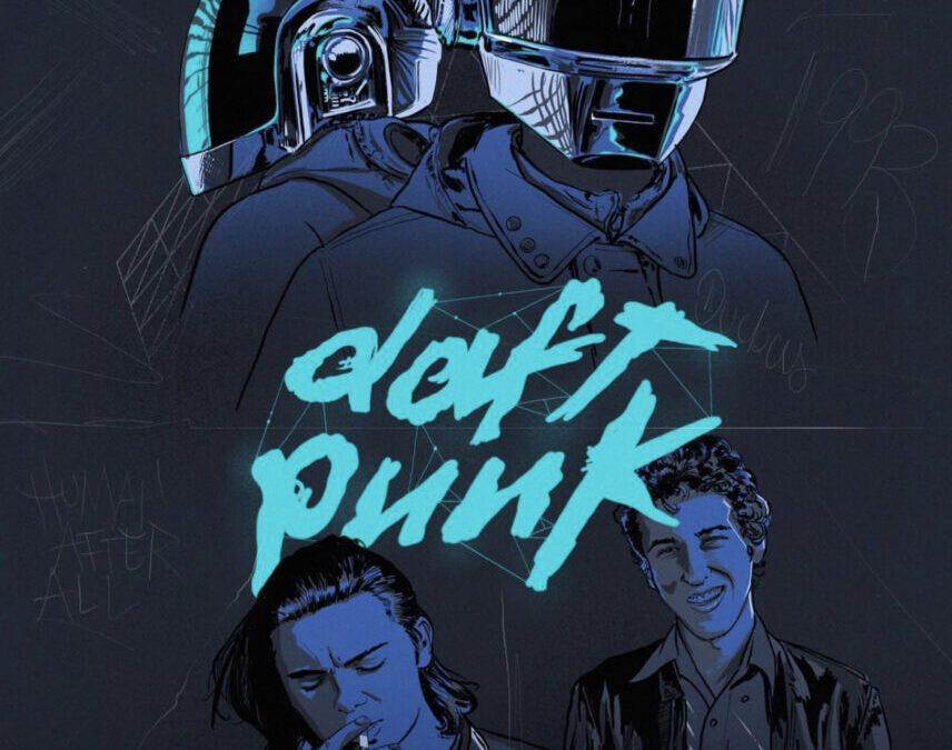 Au revoir Daft Punk!