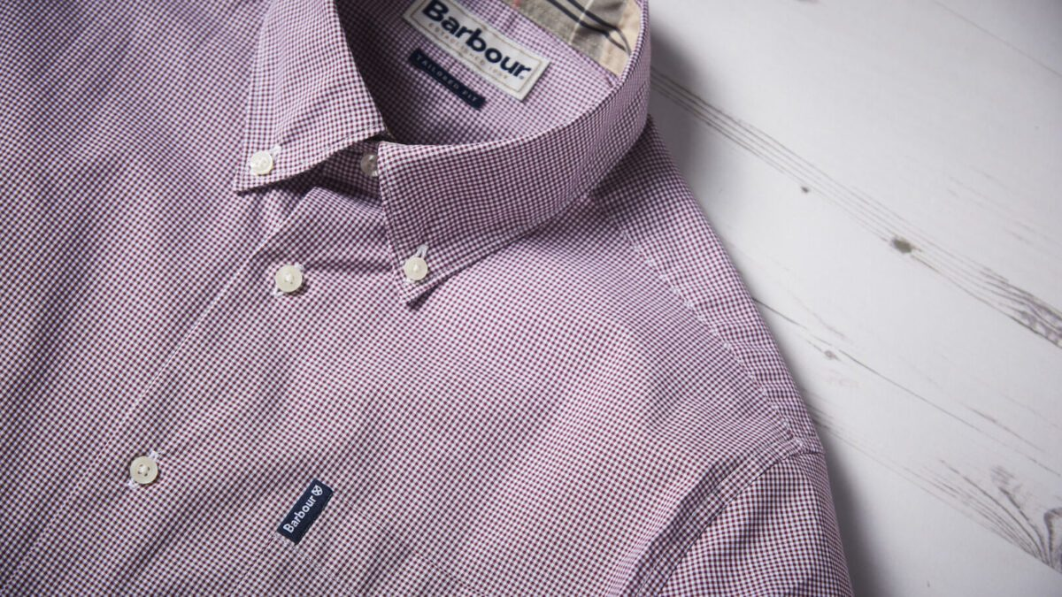 Barbour | The Shirt Department