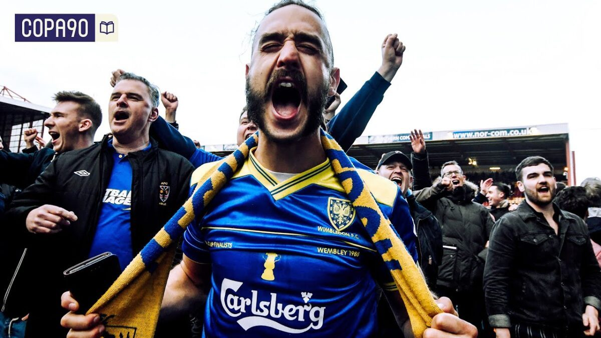 Copa90 | The Return of the Dons – AFC Wimbledon