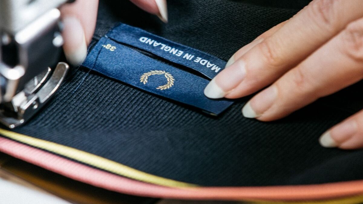 Made in England – The Original Fred Perry Shirt