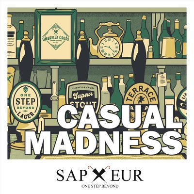 CASUAL MADNESS   Die zweite Episode vom Sapeur Podcast