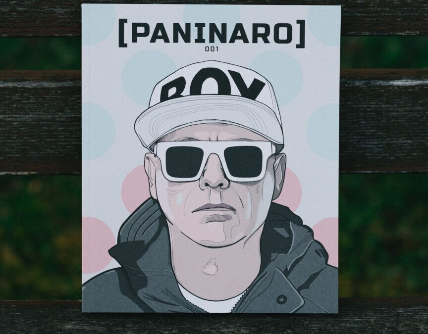 Paninaro Magazine | Issue 001