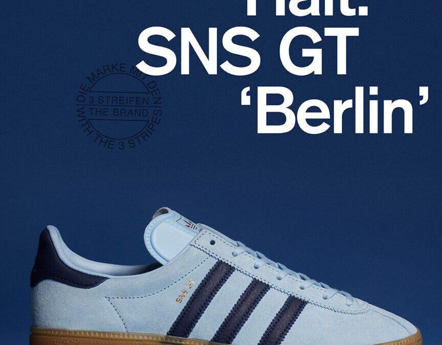 "Hometown Love Series | adidas Originals SNS GT ""Berlin"""