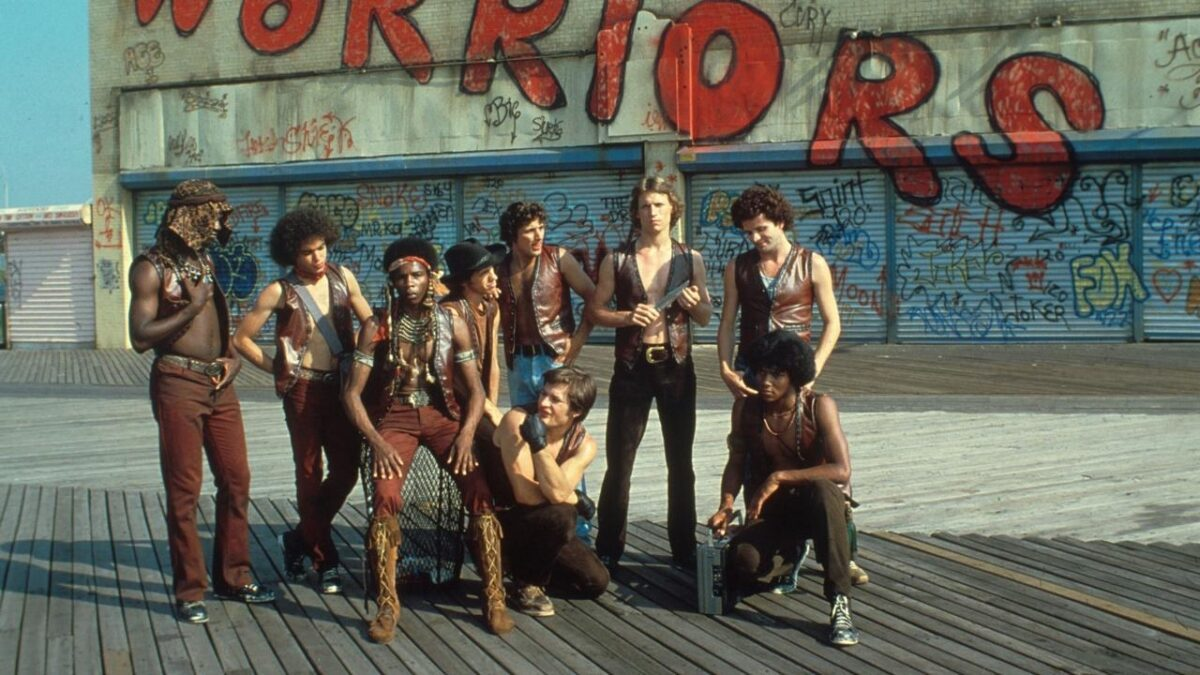 Sapeur OSB Filmvorstellung: The Warriors