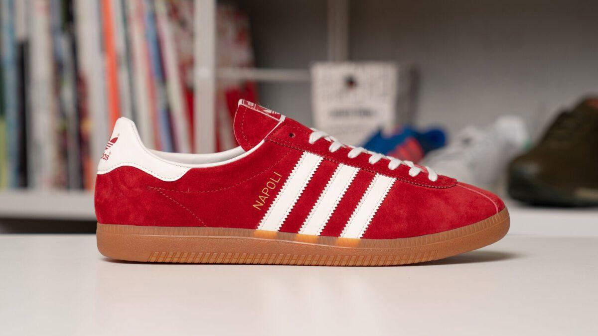 Adidas Originals Napoli size? Exclusive