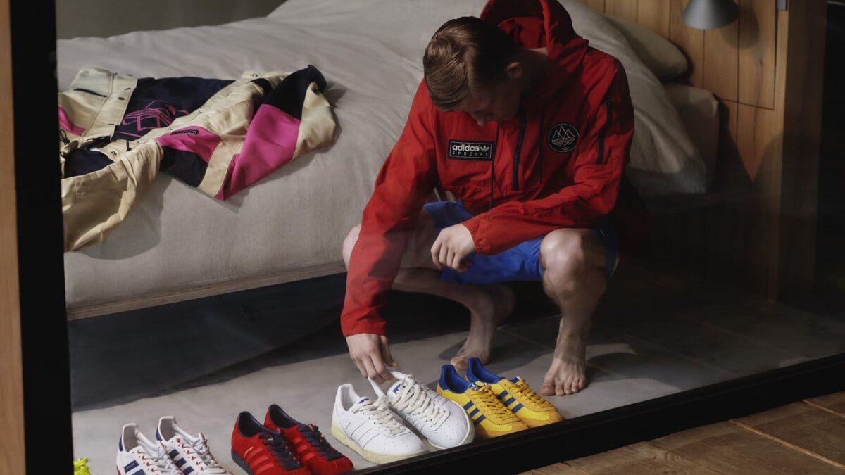 Adidas SPEZIAL – The Story continues