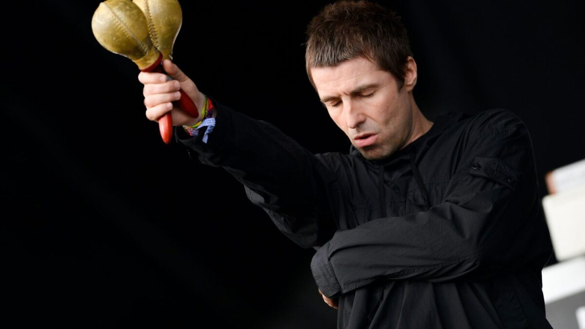 Liam Gallagher – Stand By Me (Live)